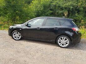 Mazda 3 Sport D 185 5 Door Hatchback 2012