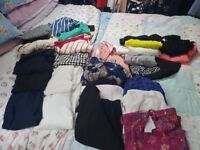 26 items of tops /blouses excellent condition size 14