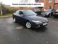 FINANCE AVAILABLE 07 honda accord diesel TRADE IN WELCOME