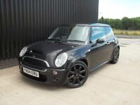 2004 MINI Hatch 1.6 Cooper S 3dr Panoramic Roof, Full Leather, 2 Keys Finance Available May PX