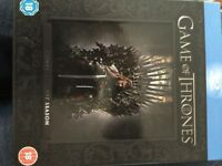Game of Thrones: The complete first Season Blue-Ray