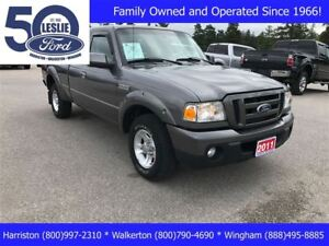 2011 Ford Ranger Sport | 4X2 | Includes Tonneau Cover