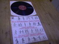 Renaissance Dance Bands. David Munrow. Classical Album. Vintage. Retro. 12'' 33 rpm, The Early Mus..
