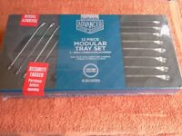 HALFORDS ADVANCED 12pc COMBINATION SPANNER SET 8mm TO 19mm BRAND NEW.