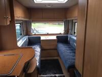 Luxury Burstner 5 berth...2005 full awning...motor mover
