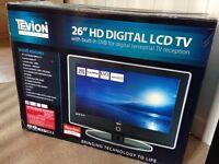 """Tevion 26""""HD DIGITAL LCD TV"""