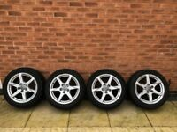 "17"" Audi Genuine Alloy Wheels / Alloys"