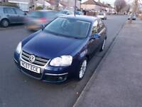 Volkswagen jetta 2.0L Diesel Automatic 2007 long mot full service history excellent condition