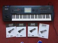 Korg Triton Extreme Workstation Synthesizer
