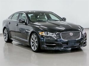 2015 Jaguar XJ 3.0L V6 AWD Sport Edition CERTIFIED 6/160 @ 1.9%
