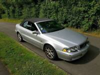 2004 volvo c70 2.3 t5 automatic