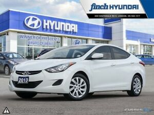 2013 Hyundai Elantra GL GL | New Tires | Heated Seats | Cruis...