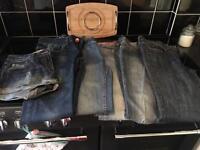 Size 6 jeans bundle