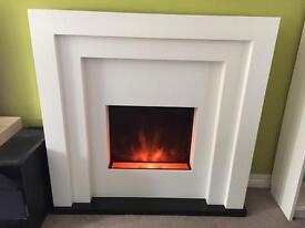 Beautiful NEXT HOME Electric Fireplace