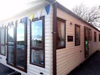 3 Bedroom Static Caravan, ABI Ambleside on Grange Leisure Park, Coastfields with 2017 Site Fees