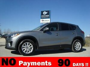 2014 Mazda CX-5 GX AWD *Only $72 Weekly $0 Down*