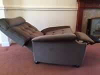 Parker Knoll reclining chairs x 2