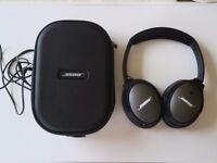 BOSE QuietComfort 25 Headphones - In Box Like new