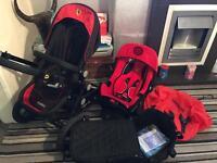 Ferrari travel system £80
