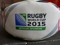 Rugby ball world cup 2015 Coca-Cola