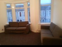 Cathays 1 Bed Furnished Flat