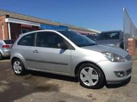 2006 FORD FIESTA CLIMATE 1.2 3 DOOR *LOVELY DRIVE *11 SERVICES *NOVEMBER MOT