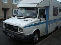 LDV sherpa motor caravan