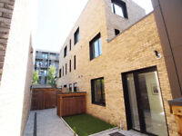 New build 3 bed 2 bath house with outside space. Secure Mews Development in Central Hackney