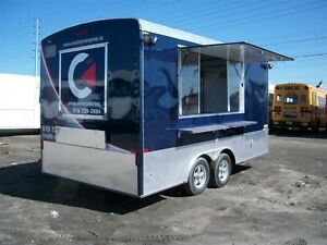 2013 U-bilt Chopper FOOD TRAILER