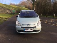 Citroen Xsara Picasso ex-sive hdi Turbo Diesel 1.6cc 110bhp 5 door estate 04/2004 1 keeper from new