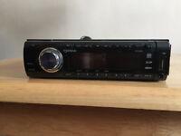 Sendai Cd889 Car Radio Stereo Cd Mp3 Player Front Usb