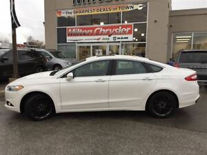 2014 Ford Fusion SE|LEATHER|NAVIGATION|SUNROOF