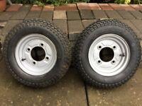 Erde wheels
