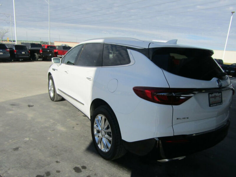 Image 5 Voiture American used Buick Enclave 2018