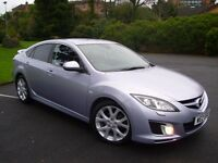 IMMACULATE MAZDA 6 SPORT 2.2D 185 BHP - ONLY 59K - MONDEO INSIGNIA A4 320 330 PASSAT C220 C250
