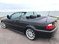 """IMMACULAT06 BMW """"M-SPORT"""", """"CONVERTIBLE"""", 68000 MILES, FULL YEAR MOT, FULL SERVICE HISTORY"""