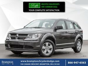 2016 Dodge Journey SE | 1 OWNER TRADE-IN |