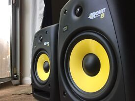 KRK Rokit 8 G2 speakers (pair)