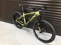2016 Giant XTC Advanced SL Carbon Race 27.5 650b XC MTB size M Mountain Bike Mint