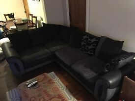 Pillowback Corner Sofa