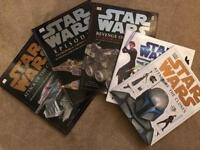 Star wars collectors edition books