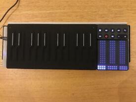 ROLI Songmaker - Seaboard Block, Lightpad M, Loop Block, Snap case + cable