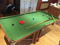 Mini Snooker Table Top
