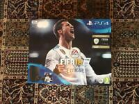 PS4 and Fifa 18 (brand new)