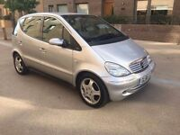 2001 │Mercedes-Benz A Class A190 Avantgarde 5dr (LWB)│1 Former Keepers│Hpi Clear