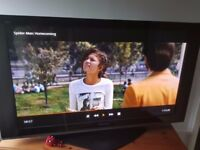 Panasonic 42 inch Full 1080p HD Plasma TV ★ With Stand and Remote ★ Very Good Condition
