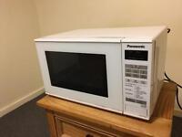 Panasonic 800W microwave
