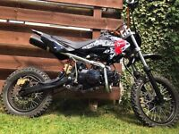 125 pitbike in great condition