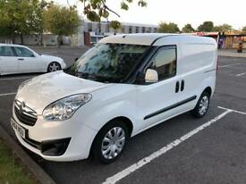 Vauxhall combo 1.3 CDTI crew cab