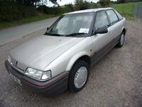 1993 ROVER 216 SLI FULL 12 MTHS MOT LOW MILES HONDA ENGINE MANUAL